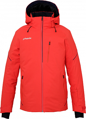Cutlass Jacket (Flame red)